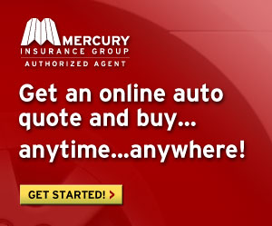 Quote and Buy a Mercury Auto Policy